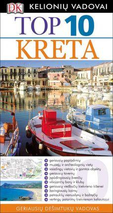 Kreta. TOP10 Kelionių vadovas