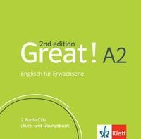 Great! A2 2nd edition. 2 Audio-CDs
