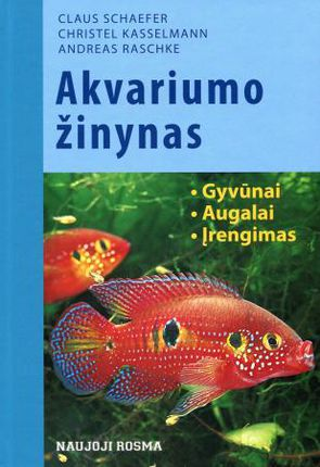 Akvariumo žinynas