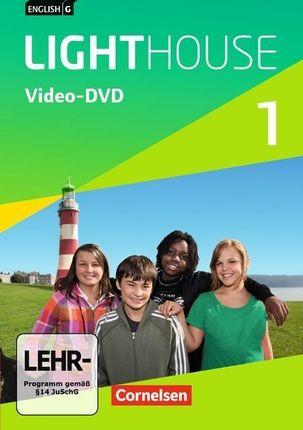 English G LIGHTHOUSE 1: 5. Schuljahr. Video-DVD