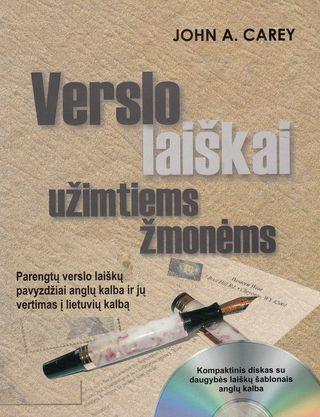 Verslo laiškai užimtiems žmonėms (su CD)