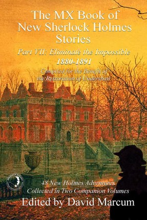 MX Book of New Sherlock Holmes Stories - Part VII