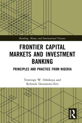 Frontier Capital Markets and Investment Banking