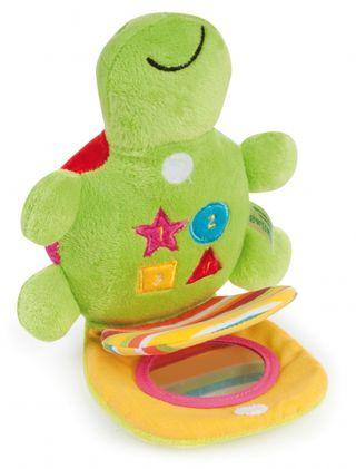 CANPOL žaislas minkštas: žaisk ir išmok - jūrų vėžlys 68/019