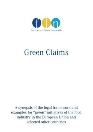 Green Claims
