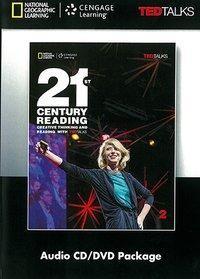 21st Century - Reading B1.2/B2.1: Level 2 - Audio-CD + DVD
