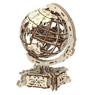 3D medinė dėlionė Gaublys