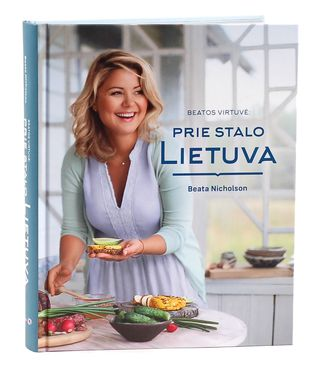 Beatos virtuvė: prie stalo Lietuva