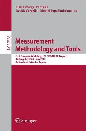 Measurement Methodology and Tools