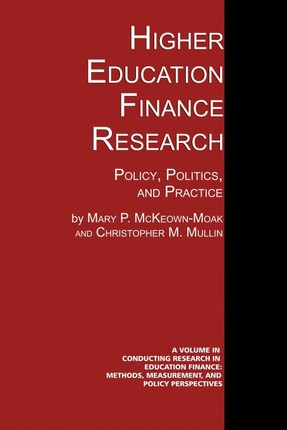 Higher Education Finance Research