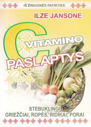 Vitamino C paslaptys