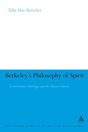 Berkeley's Philosophy of Spirit