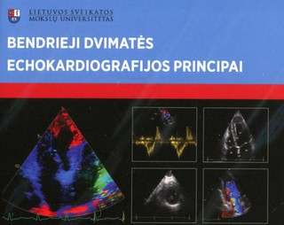 Bendrieji dvimatės echokardiografijos principai