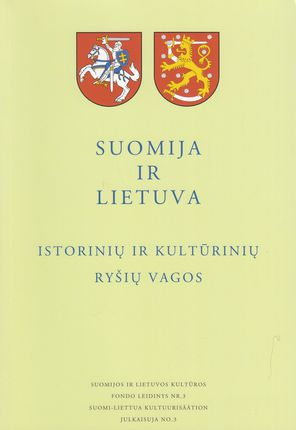 Suomija ir Lietuva. Istorinių ir kultūrinių ryšių vagos (knyga su defektais)(knyga su defektais)(knyga su defektais)(knyga su defektais)(knyga su defektais)(knyga su defektais)