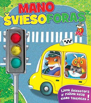 Mano šviesoforas: įjunk šviesoforą ir pažink kelių eismo taisykles!