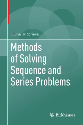 Methods of Solving Sequences and Series Problems
