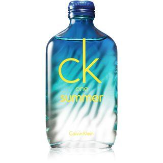 CALVIN KLEIN Ck One Summer 2015 tualetinis vanduo, 100ml (EDT)