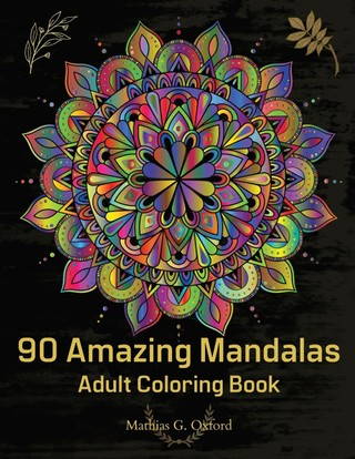 90 Amazing Mandalas