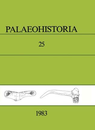 Palaeohistoria 25 (1983)