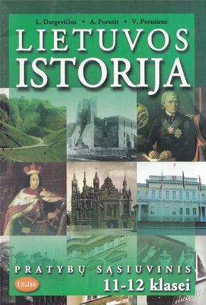 Lietuvos istorija. Pratybų sąsiuvinis 11-12 klasei