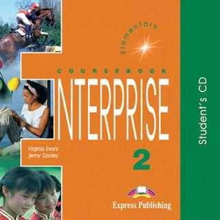 Enterprise 2. Student's CD. Klausymo diskas