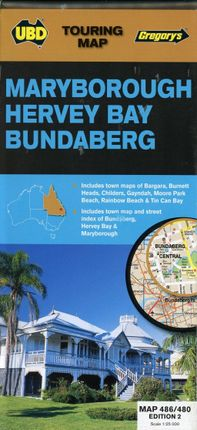 Bundaberg & District 1: 25 000