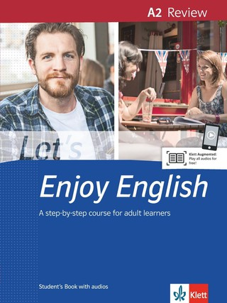 Let's Enjoy English A2 Review. Student's Book + MP3-CD
