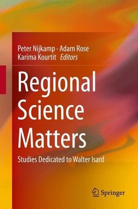 Regional Science Matters