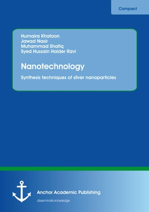 Nanotechnology. Synthesis techniques of silver nanoparticles