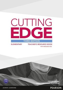 Cutting Edge Elementary Teacher's Book (with Resources CD-ROM)