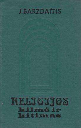 Religijos kilmė ir kitimas