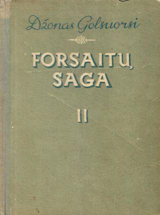 Forsaitų saga II tomas (1951)