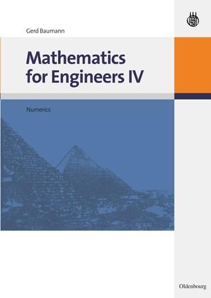Mathematics for Engineers IV