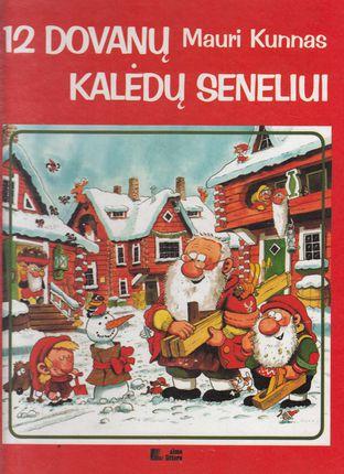 12 dovanų Kalėdų Seneliui