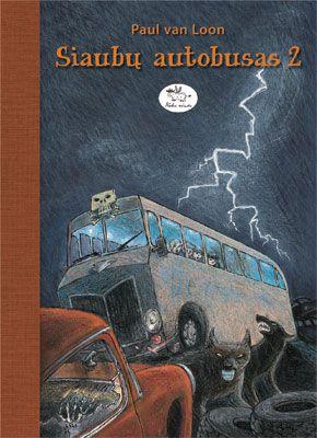 Siaubų autobusas 2