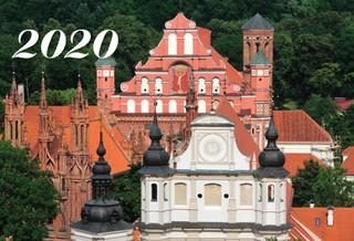 2020 m. sieninis kalendorius (Vilnius)