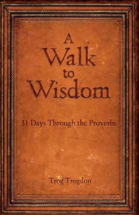 A Walk to Wisdom: 31 Days Through the Proverbs