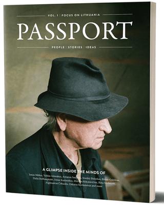 PASSPORT: an essential guide to contemporary Lithuania, vol.1