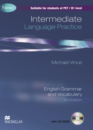Intermediate Language Practice. Student's Book with CD-ROM (without key)