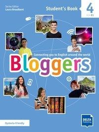 Bloggers 4. Student's Book + Delta Augmented + Online Extras