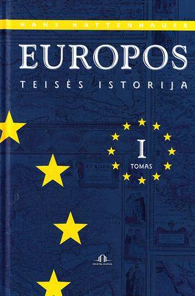 Europos teisės istorija (I t.)