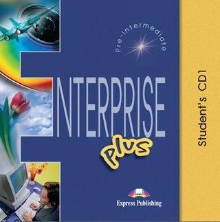 Enterprise Plus. Student's CD. Klausymo diskas