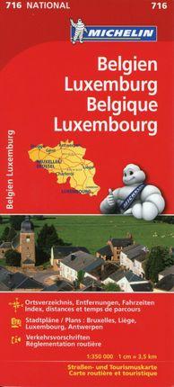 Belgien - Luxemburg 1 : 350 000