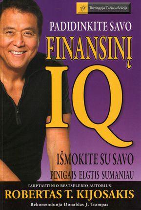 Padidinkite savo finansinį IQ