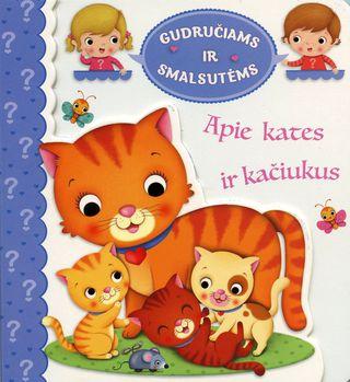 Apie kates ir kačiukus
