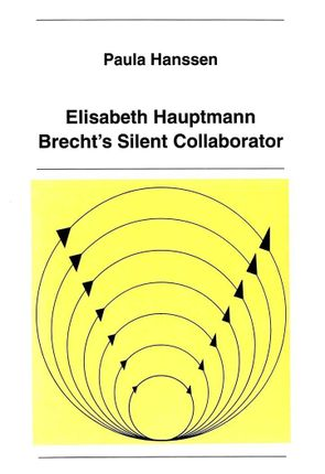 Elisabeth Hauptmann
