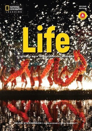 Life - Second Edition Beginner - Student's Book and Workbook (Combo Split Edition A) + Audio-CD + App
