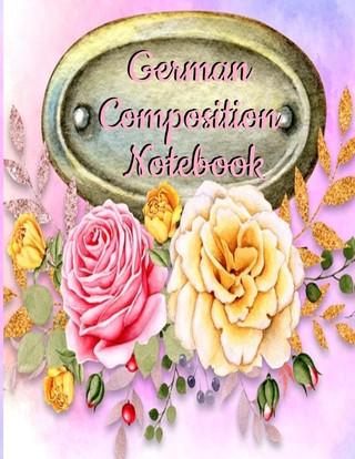 German Composition Notebook