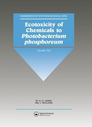 Ecotoxicity of Chemicals to Photobacterium Phosphoreum