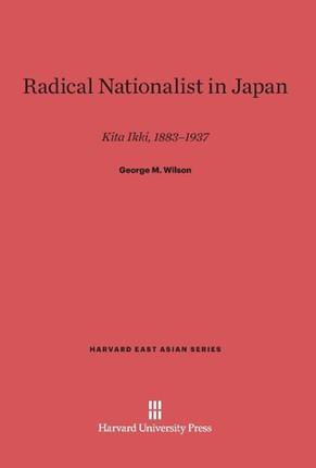 Radical Nationalist in Japan